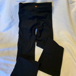 Lucy Powermax Black yoga pants